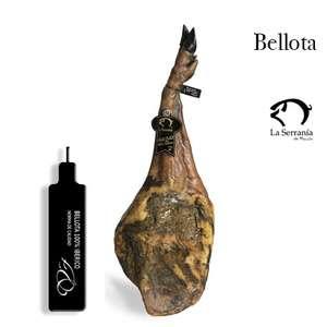 Paleta Bellota 100% Ibérica 4-4,5kg Huelva