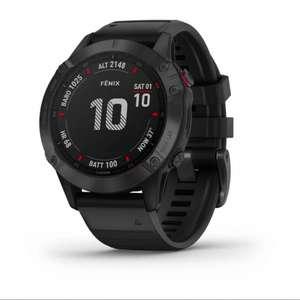 Garmin fénix 6S Pro - Reloj GPS multideporte con mapas
