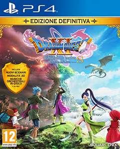 Dragon Quest XI S: Ecos de un Pasado Perdido Edición Definitiva - PS4 (Amazon)