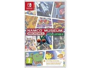 Namco Museum Archives Volume 2 Nintendo Switch en Media Markt (eBay)