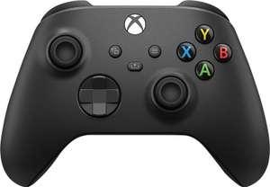 Mando Xbox Series X Carbon Black con envío gratis