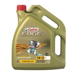 Aceite Castrol 5w-30