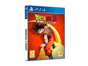 Dragon Ball Z: Kakarot - PS4 (Worten)