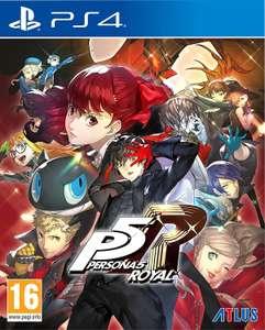 Persona 5 Royal - PS4 (Precio Socios FNAC)