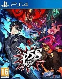 Persona 5 Strikers - PS4 (Precio Socios FNAC)