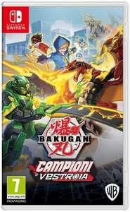 Bakugan Campeones de Vestroia (Switch)