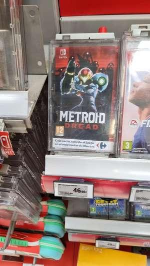 Metroid Dread Switch Centro Comercial el Rosal - Ponferrada