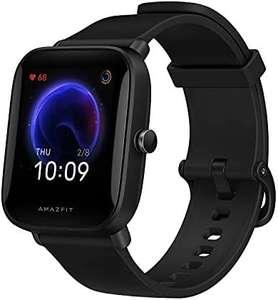 Amazfit Bip U Smartwatch rastreador de actividad física de 1,43 pulgadas con más de 60 modos deportivos