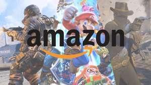 Reacos Videojuegos en Amazon (Switch/PS4/PS5/Xbox)
