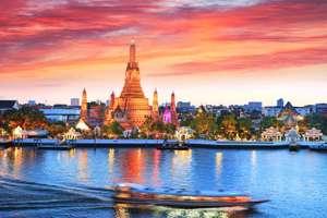 Vuelo berlin - bangkok por 7 euros del 4 al 18 de Febrero