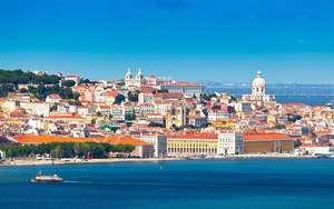 Vuelos ida y vuelta a Lisboa desde 85€ para el puente de la Constitución