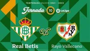 Entradas a 20€ Betis-Rayo Vallecano