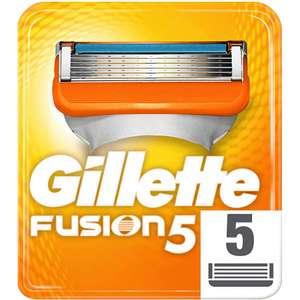 Gilette Fusion5