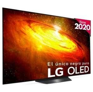 "TV LG OLED55BX6LB 55"" nuevo 979€, nuevo con embalaje deteriorado 959€"