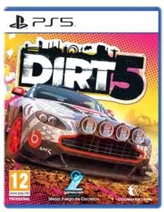 Dirt 5. (Versiones PS4 o PS5)