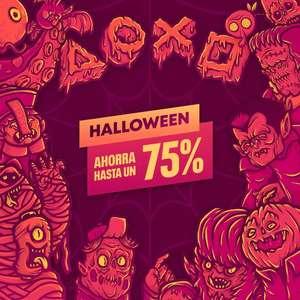 Playstation :: Ofertas de Halloween (PS&PS5)