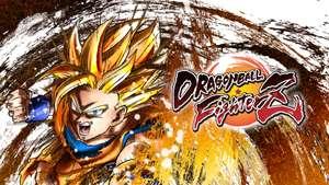 Dragon Ball fighter Z para nintendo switch [eShop USA]