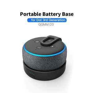 Base de batería D3 para Amazon Alexa Echo Dot de 3ª generación