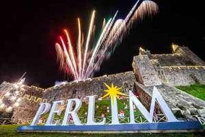 Oferta Navidad: Alojamiento + entradas Perlim parque temático de Navidad desde 21€ p/p noche