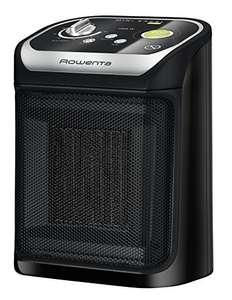 Rowenta Calefactor cerámico de rápido calentamiento con potencia regulable de 1.000 W 1.800 W, termostato, función Eco, función silence