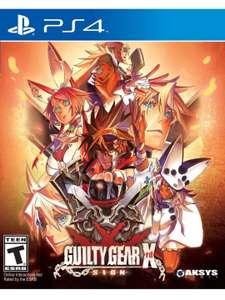 Guilty Gear XRD Sign (PS4)