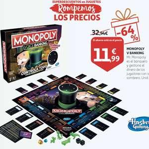 Recpilación Ofertas Juguetes | Monopoly 11€, Funkos 5€, Juegos PS5 24-29€ y Más | AlCampo