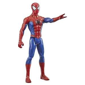 spiderman figura titan