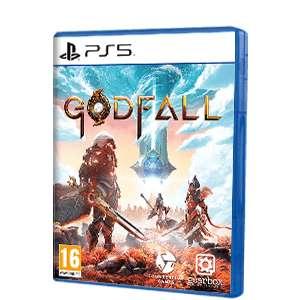 Godfall 19,95 — Godfall DELUXE 39,95 - PS5