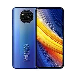 Xiaomi Poco X3 Pro - 256GB, 8GB RAM, Frost Blue. Vendido y gestionado por Amazon.
