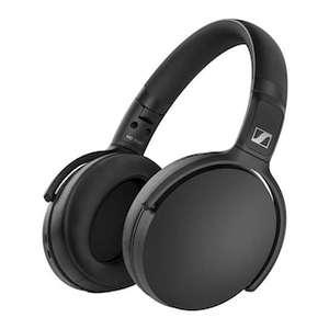 SENNHEISER Auriculares de diadema Sennheiser HD 350BT negros Bluetooth