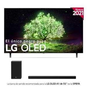 TV OLED 55'' LG OLED55A16LA 4K UHD HDR Smart TV