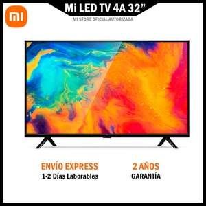 "Xiaomi TV LED 32"" Mi TV 4A ¡178,62€!"