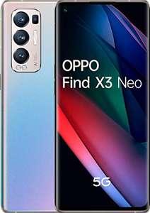OPPO Find X3 Neo 5G - Smartphone 256GB, 12GB RAM, Dual SIM, Carga rápida 65W - Azul