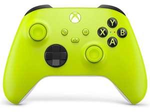 Mando Xbox Series Electric Volt Special Edition (con envío gratis)