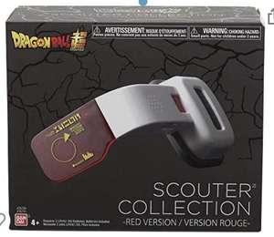 Dragon Ball Super -Scouter Deluxe (Rojo