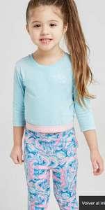 McKenzie conjunto Charlotte camiseta /leggings para bebé