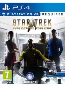 Star Trek Bridge Crew (PS4)
