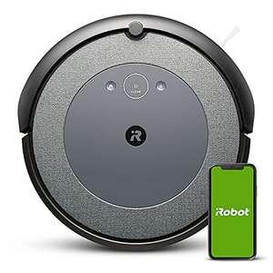 iRobot Roomba i3152 - Robot Aspirador con mapeo, Wi-Fi y Dos cepillos de Goma multisuperficie, Compatible con asistentes de Voz