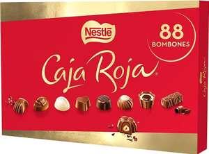 Nestlé Caja Roja Bombones de Chocolate, 800g ,otra en descripción