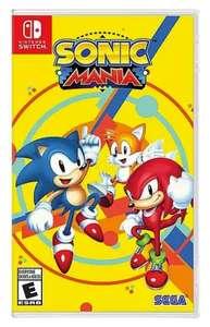 Nintendo Switch Sonic Mania [DIGITAL]