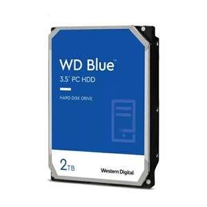 """WD BLUE 3.5"""" 2TB 7200 RPM / 256 MB / SERIAL SATA III"""