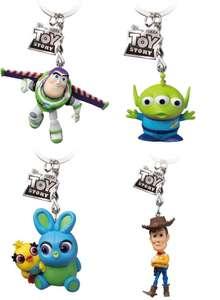 Llaveros Toy Story (Producto con licencia oficial)