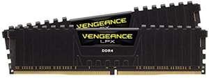 Corsair Vengeance LPX módulo de memoria,16 GB, 2 x 8 GB, DDR4, 3600 MHz, 288-pin DIMM
