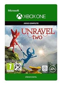 Bajadas en juegos para Xbox One