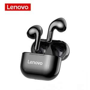 Lenovo LP40 Auriculares Bluetooth 5.0 Auriculares inalámbricos.