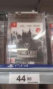 Dying Light Platinum Edition Switch Disponible Carrefour La calzada Gijón