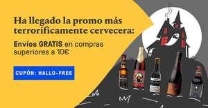 Envío gratis compra superior a 10€