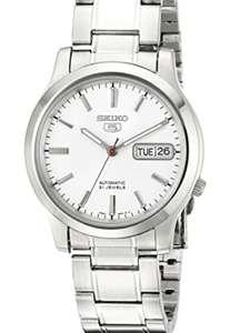 Reloj Seiko 5 automático (Envio y descuento automático incluidos)