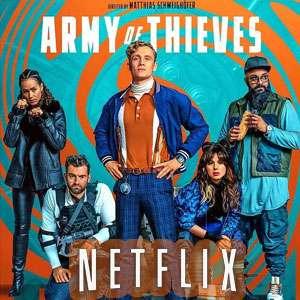GRATIS :: Estreno virtual exclusivo de Army of Thieves | Netflix | No requiere cuenta activa