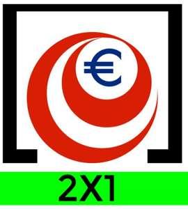 2x1 Euromillones Premio de 130 kilazos (Nuevos usuarios en Ventura24)